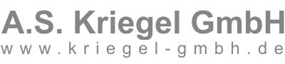 Logo von A. S. Kriegel GmbH